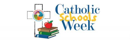 Image result for catholic schools week 2020